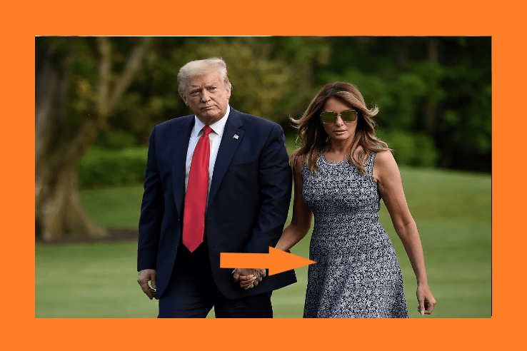 One more blow to Donald Trump! Wife Melania was waiting for defeat, now…